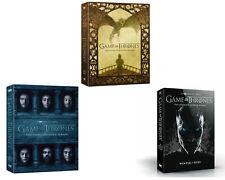 Game of Thrones Complete Series Seasons 5-7 DVD Season 5,6,7 Bundle Combo Movie