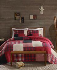 Woolrich Sunset Reversible 3-Pc Oversized Quilt Mini Set  KING / CALIFORNIA KING