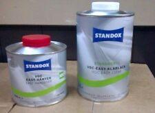 TRASPARENTE lucido antigraffio  vernice  2:1 500ml + cat - Standox Voc-Easy-2K