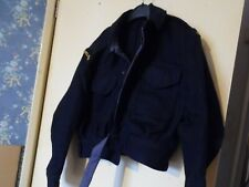 More details for women's civil defence corps tunic 1955 size 4 bust 37-39