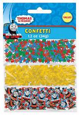 Large PACK Thomas Tank theme table confetti 3 designs per pack Table Decoration