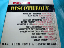 Dancing at the Discotheque Rare Paragon Canada LP