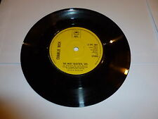 """CHARLIE RICH - The Most Beautiful Girl - 1973 UK 7"""" Single"""