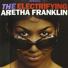 Electrifying Aretha Franklin + 4 Bonus Tracks - Aretha Franklin (2016, CD NEUF)