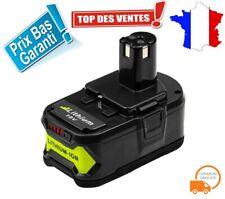 Batterie pour Ryobi One Plus 18V 5Ah Perf RB18L50 RB18L25 P107 P108 P104 P780