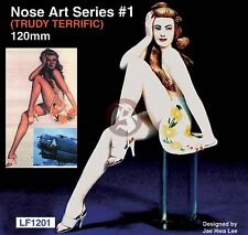 Legend 120mm 1/16 Nose Art Series #1 She's Trudy Terrific Avro Lancaster LF1201