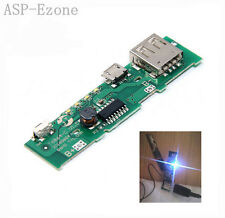 5V 1A Power Bank Charging Circuit PCB Board Power Supply Step Up Boost Module