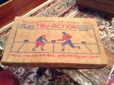 Vintage Tudor Try-Action Electric Football Game Model 500