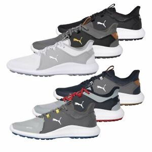 New Puma IGNITE FASTEN8 Golf Shoes PWRStrap Fit System Pick Color+Size