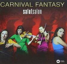 Salut Salon - Carnival Fantasy [New CD]