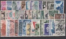 FRANCOBOLLI 1951/52 REPUBBLICA LOTTO Z/7328
