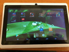 """ANOC A7N15Q Quad Core 7"""" Android Tablet 8GB 2015 & Protective Cover Case Bundle"""
