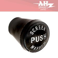Austin  Healey Screen Washer Pump Knob