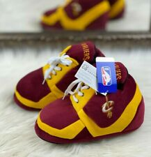NBA Cleveland Cavaliers FOCO Unisex 'Big Sneaker' Cozy Slippers OSFM NWT