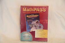 GLENCOE MATHPASS TEST PREP TUTORIAL WINDOWS/MAC  CD-ROM COURSE 3 Mathematics