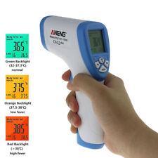Láser portátil Digital LCD Temperatura Termómetro Pistola sin contacto IR infrarrojo