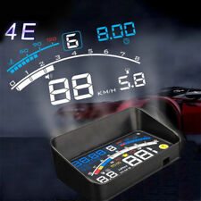 5.5inch Universal OBD2OBDII Car GPS HUD Head Up Display Overspeed Warning Set