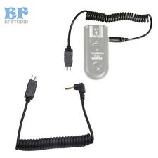Trigger RF-603 II Shutter Release Cable N3 for Nikon D90 D5000 D3100 D7000 D5500