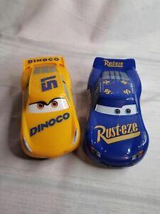 Disney Pixar Dinoco & Lightning McQueen