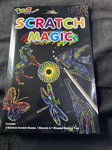 Scratch Magic Set