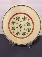 Villeroy&Boch FESTIVE MEMORIES Buffet, Charger, Service Plate, NIB, Never Used!