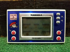Game And Watch Manhole Nintendo NH-103