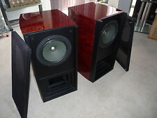 "Piano Gross 8"" Full Range Bookshelf Speaker. Top End Quality 96dB.Loud and Clear"