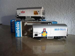 Märklin Bierwagen/ Kühlwagen 4565 / 4568