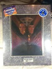 star trek the final frontier numbered limited edition chromart picture