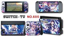 Nintendo Switch Console Joy-Con Skin Sticker Cover #605 a F01