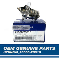 OEM Genuine Parts Thermostat Assembly 25500-23010 For HYUNDAI KIA Vehicles