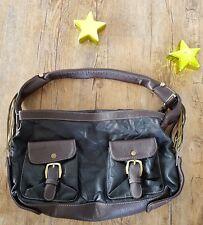 Bulaggi Handtasche Leder Tasche Damentasche  top Zustand