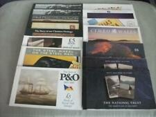 15 Prestige Booklets 1980-1995, No Stamps. Sgdx2-Dx17