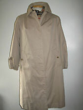 Burberry Knee Length Cotton Blend Coats & Jackets for Women