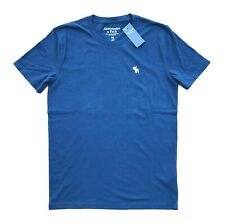 Abercrombie & Fitch by Hollister Men's Short Sleeve Icon T-Shirt Tee All Sizes