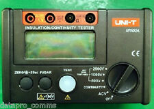 UNI-T UT502A Digital Insulation Resistance Tester