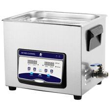 Skymen Stainless Industry Ultrasonic Cleaner Tableware Watch Cleaner JP-040S 10L