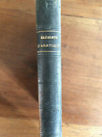Eléments d'anatomie comparée des animaux invertébrés. TH.H.Huxley 1877.
