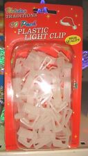 40 Holiday Traditions Multi-use Christmas Light Clips -under Shingles or Gutters