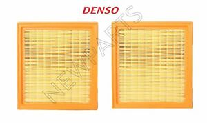 NEW Set of Air Filters Denso For Infiniti EX35 EX37 G25 G35 G37 Nissan 350Z 370Z