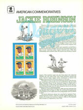 #170 20c Jackie Robinson #2016 USPS Commemorative Stamp Panel