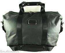 TUMI 'Alpha 2' Green Nylon Soft Travel Duffle Bag - 22149GR2E