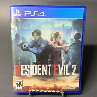 Resident Evil 2 For PlayStation 4 PS4 Free Shipping