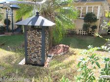 Wild Bird Feeder Aviary Parrot Seed Garden Hanging-Australia BBF-SML