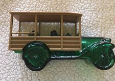 Vintage Avon Decanter Station Wagon Car - Tai Winds after shave