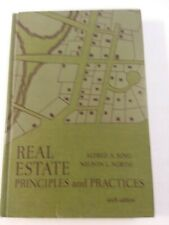 Real Estate Principles and Practices Sixth Edition 1967