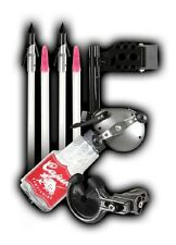 New Cajun Archery Hybrid Reel Bow Fishing Kit Package Model# ABF5000