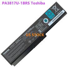 Original Toshiba Satellite PA3817U-1BRS, PABAS228 Laptop Li-ion Battery 6 Cell
