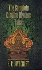 The Complete Cthulhu Mythos Tales by H. P. Lovecraft (2013, Paperback)