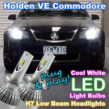 #H40 Holden/HSV VE Commodore Series I & II H7 LED Bulbs Upgrade Kit Cool White